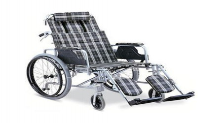 Reclining Wheelchair by Innerpeace Health Supports Solutions