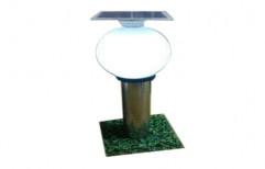 Round Decorative Solar Power Garden Light by Multi Marketing Services