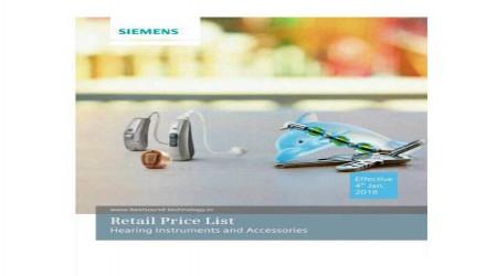 Siemens Hearing Aids by Shraddha Speech & Hearing Clinic