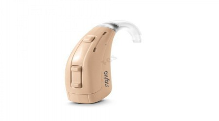 Signia  BTE-Prompt-P Hearing Aid by Shabdham Hearing Aid Centre