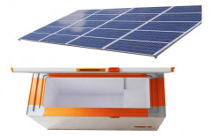 Solar Deep Freezer by Diamond Renewable Solutions Private Limited