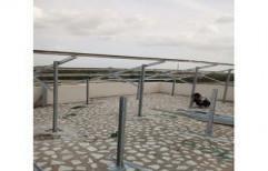 Solar Galvanized Structure by IGO Solar