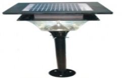 Solar Garden Lights by Sunshine Engineering