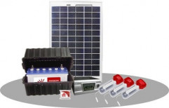 Solar Home Lighting System by Solar Engineers