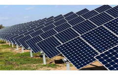 Solar Power Plant by AR Ruby Solar Power Private Limited