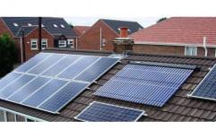 Solar Rooftop System by Shivam Solar Power