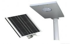 Solar Street Light by Energy Saving Corporation