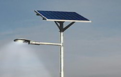 Solar Street Light by VIP Interiors & Construction