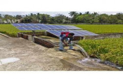 Solar Water Pump by Transforming Techno Resource