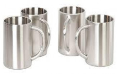 Stainless Steel Mug by Sanipure Water Systems