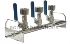 Sterility Testing Filtration Manifold by A One Engineering Works