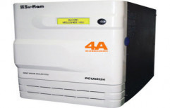 Sukam Solar Power Conditioning Unit by 4 A Technologies