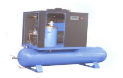 Tank Mounted Air Compressor by Airtech Compressors Private Limited