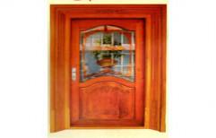 Teak Wooden Door by SR Trading