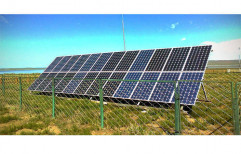 Thermal Solar Power Plant by Mss Technology