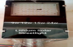 Two In One Solar Street Light Lithium Ion by Orion LED Lighting