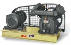 Two Stage Dry Vacuum Pumps by Hind Pneumatics