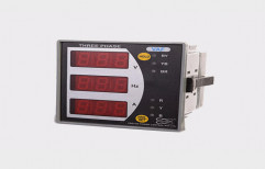 Voltage Current & Frequency Meter by Sai Enterprises
