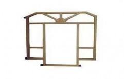 Wooden Plywood Door Frame by Door's Merchant