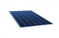 100 watt solar panel with battery by Raj Bindu Gigawatt Private Limited