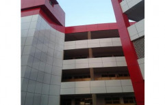 ACP Cladding Service by Alkraft Decorators Private Limited