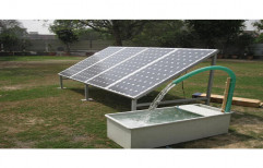 Agricultural Solar Water Pump by Antares Technology