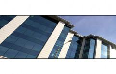 Aluminium Structure Glazing by Alkraft Decorators Private Limited