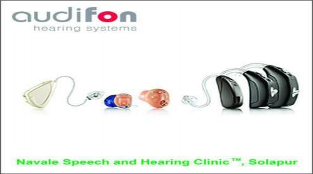 Audifon Hearing Aids by Navale Speech & Hearing Clinic