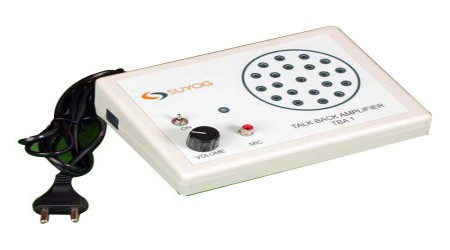 Audiological Talk Back System by Suyog Medical Private Limited