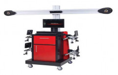 Automatic 3D Wheel Alignment by Amfos International