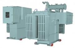 Automatic Servo Voltage Stabilizer by Zillion Enterprises