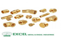 Brass Fitting by Excel Metal & Engg Industries