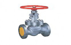 Cast Steel Globe Valve by Fluid Line Systems & Controls Private Limited