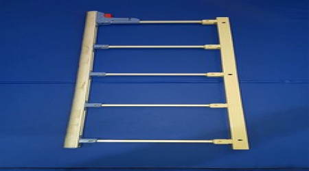 Collapsible Railing Bed by Medi-Surge Point