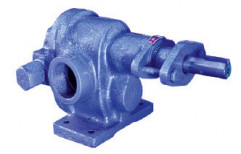 Double Helical Rotary Gear Pumps by Mackwell Pumps & Controls