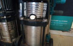 Electric Motor by Jahnavi Engineering