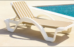Elegant Pool Loungers by Ananya Creations Limited