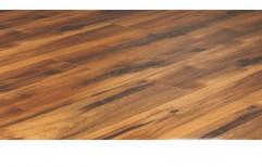 Engineered Wooden Floor by S L Interior LLP.