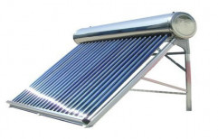 ETC Solar Water Heater by Engineering Drawing Equipments