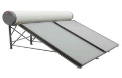Flat Plate Solar Water Heater by Solis Energy System