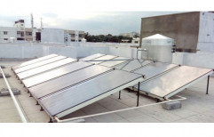 FPC Solar Water Heater by Mss Technology