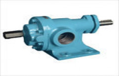 3 Phase Gear Pump, Horsepower: 0.5 to 15 HP