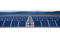Ground Mounted Solar Power Plant by Shavik Traders Pvt. Ltd.