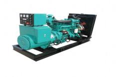 Heavy Duty Diesel Generator by Kovai Engineering Works