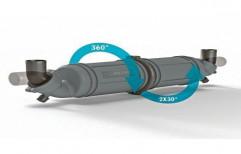 Horizontal Waterlock/Muffler by Vetus & Maxwell Marine India Private Limited