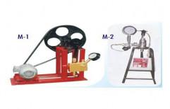 Hydraulic Gas Cylinder Testing Pump by Mediline Engineers