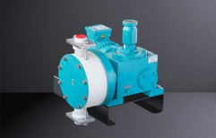 Hydraulically Actuated Diaphragm Metering Pump by Mach Power Point Pumps India Private Limited