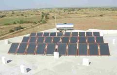 Industrial Solar Water Heater by Zillion Enterprises