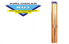 Kirloskar- KU-3 Pumps by Motor Sales Agency