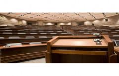 Lecture Hall Commercial Furniture by I V Enterprises